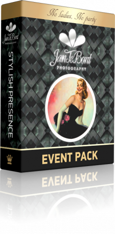 Exclusive event pack for organisations/events/venues/fairs
