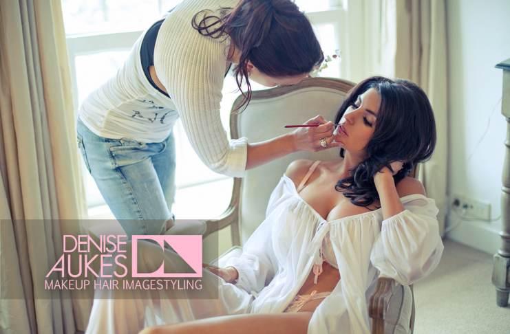 Denise Aukes makeup Lana Dealessi