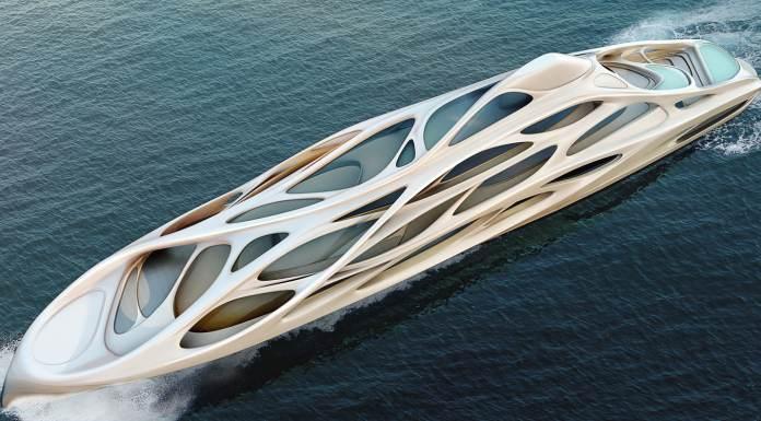 Yacht Project Jazz Blohm+Voss architect Zaha Hadid design
